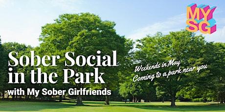 Sober Social in Main City  Park, Gresham tickets