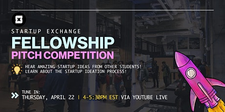 Fellowship Pitch Competition tickets