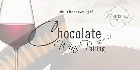 Dessert and Wine Pairing tickets