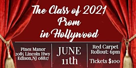 Class of 2021 Senior Prom tickets