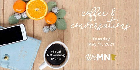 Coffee & Conversations with WeMN.org  •  FREE Virtual Networking! tickets