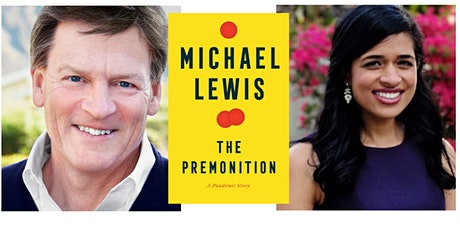 An Evening with Michael Lewis: The Premonition tickets