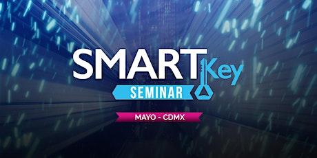 Seminario Smart Key - Ciudad de México entradas