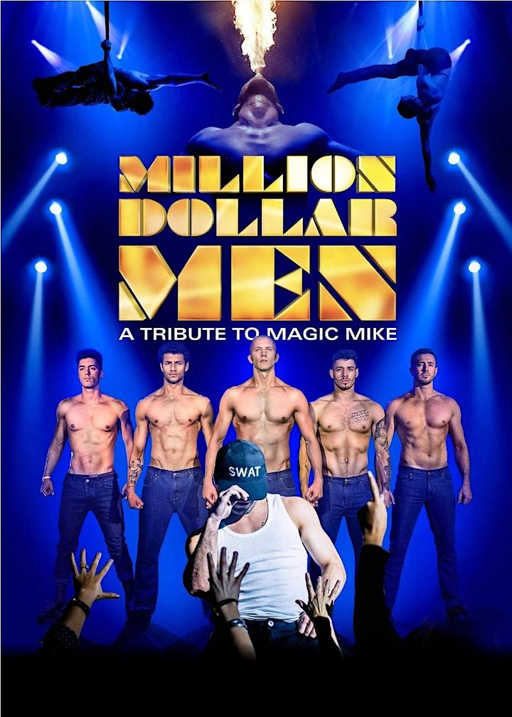 Ladies of Liverpool Brunch with Million Dollar Men image