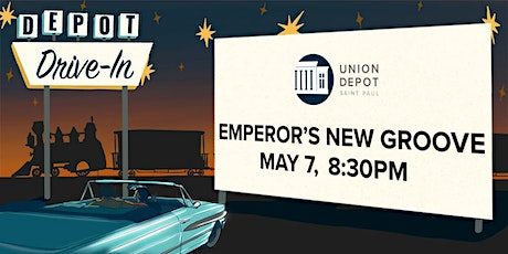 Emperor's New Groove Drive-in Movie at Union Depot tickets