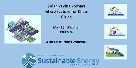 Solar Paving - Smart Infrastructure for Clean Cities tickets