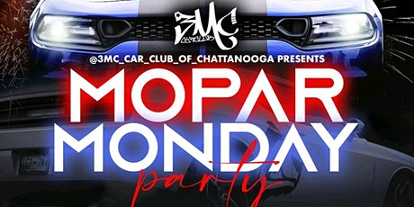 3MC Presents Mopar Monday @ Mary's tickets