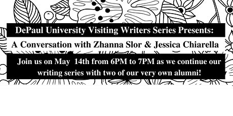A Conversation with Zhanna Slor & Jessica Chiarella tickets