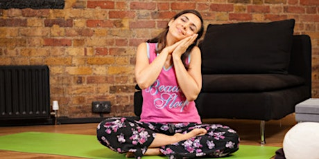 Free Bedtime Yoga Workshop tickets