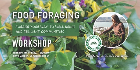 Wild Food Foraging Workshop tickets