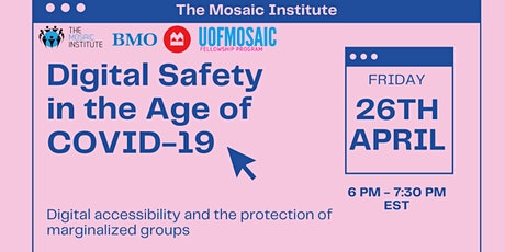 Digital Safety in the Age of COVID-19 tickets