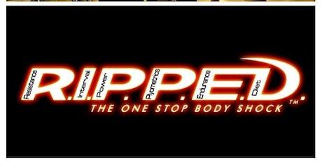 SIP & SWEAT (R.I.P.P.E.D.) 6 pm @Ridgewood Winery Birdsboro 5.27.2021 tickets