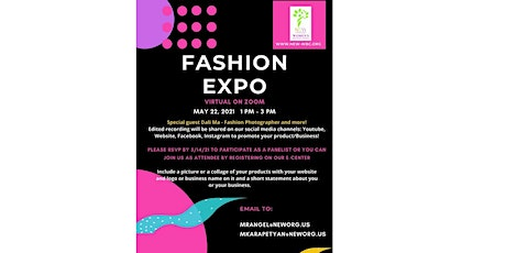 Fashion Expo entradas
