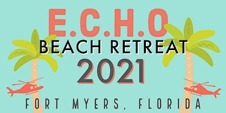 ECHO Beach Retreat 2021 Registration tickets