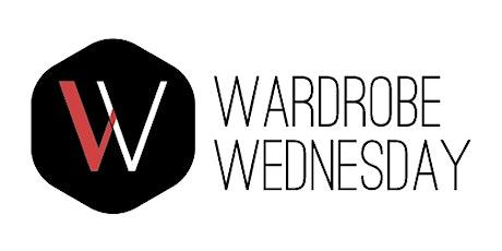 Wardrobe Wednesday tickets