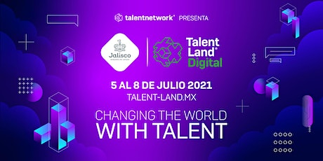 Jalisco Talent Land Digital entradas
