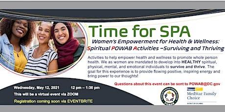 Women's Empowerment for Health & Wellness tickets