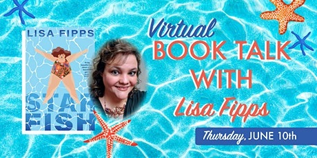 Book Talk with Lisa Fipps tickets