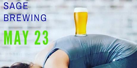 Beer Yoga tickets
