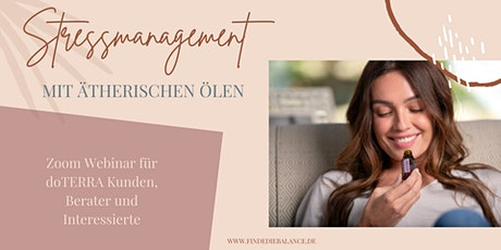 Stressmanagement mit ätherischen Ölen tickets