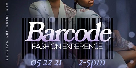 Barcode Fashion Experience tickets