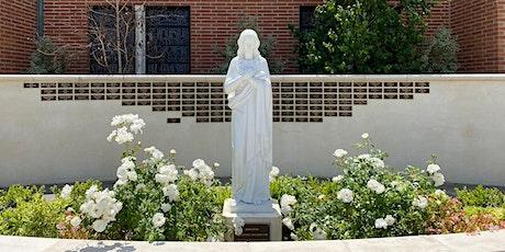 Visitation Church Saturday/Sunday Mass - April 24th & 25th tickets