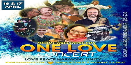 One Love Concert (Global Music Fundraiser) tickets
