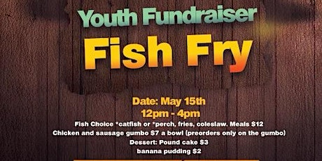 Alpha Esquire Youth Fish Fry Fundraiser tickets