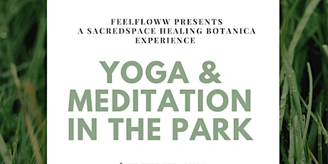 FEELFLOWW YOGA & MINDFUL MEDITATION tickets