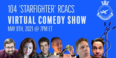 Comedy Fundraiser for 104 'Starfighter' Royal Canadian Air Cadets tickets