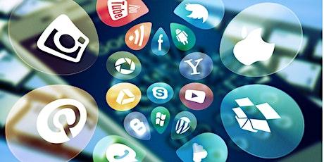 10 estrategias de marketing para redes sociales para su TIENDA o COMERCIO biglietti