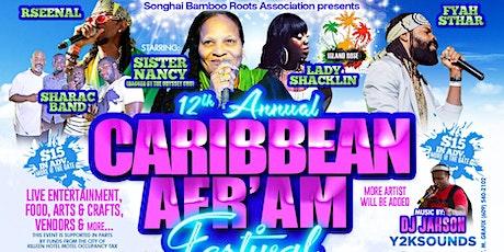 Caribbean Afr'Am Festival tickets