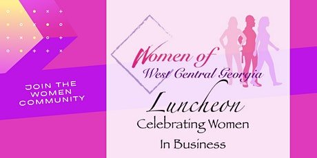 Women of West Central  Georgia Luncheon tickets