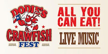 Dodie's Cajun Allen All U Can Eat Crawfish Boil 2021 tickets