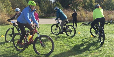 Women's Intro to Mountain Biking tickets