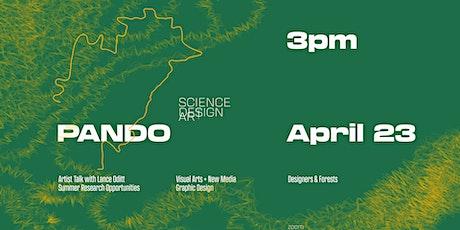 PANDO: ART/SCIENCE/DESIGN tickets