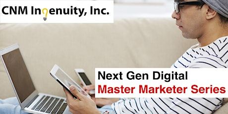 Master Marketer Series: Inside  Performance Marketing  Strategy tickets