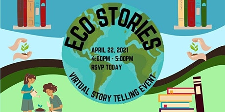 EcoStories Virtual Storytelling Event (Earth Day) tickets
