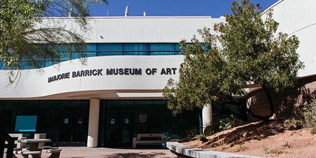 Marjorie Barrick Museum of Art Visit Reservation-Summer 2021 tickets