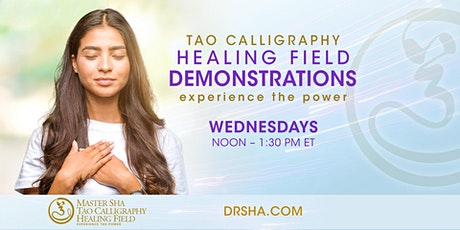 Healing Field Demonstration Session tickets