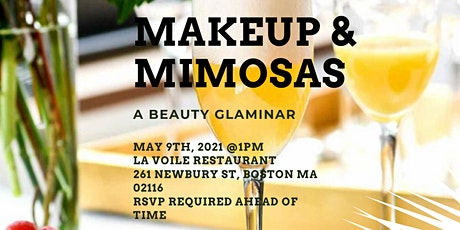 MAKEUP AND MIMOSAS BEAUTY SOCIAL BOSTON tickets
