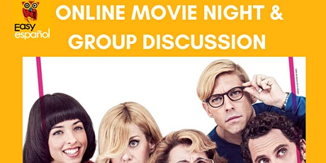 Free Online Movie Night + Group Discussion: 'Toc Toc' (Spain) tickets