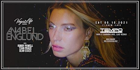 VegasLife Presents Anabel Englund tickets