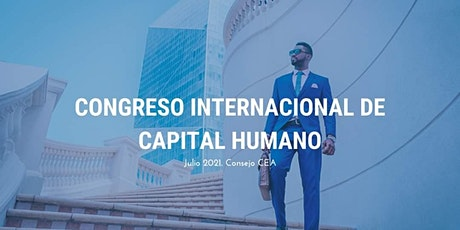Congreso Internacional Digital de Capital Humano 2021 ingressos