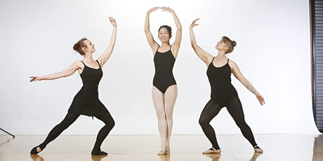 Advanced Beginning/Intermediate Adult Ballet - 7 week series tickets