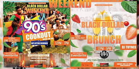 Black Dollar/Juneteeth Weekend (June 19th-20th) tickets