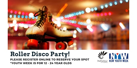 Roller Disco Party tickets