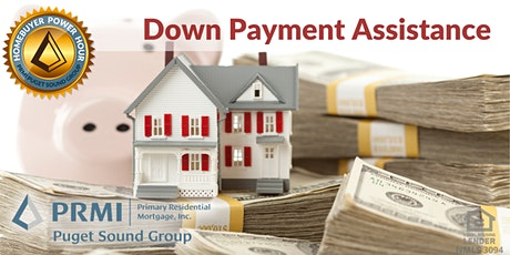 Down Payment Assistance tickets