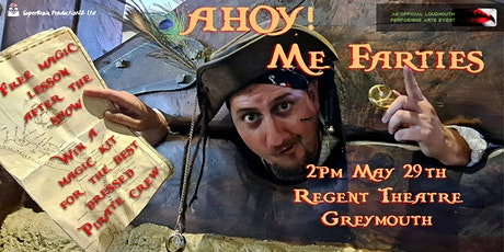 AHOY Me Farties! tickets