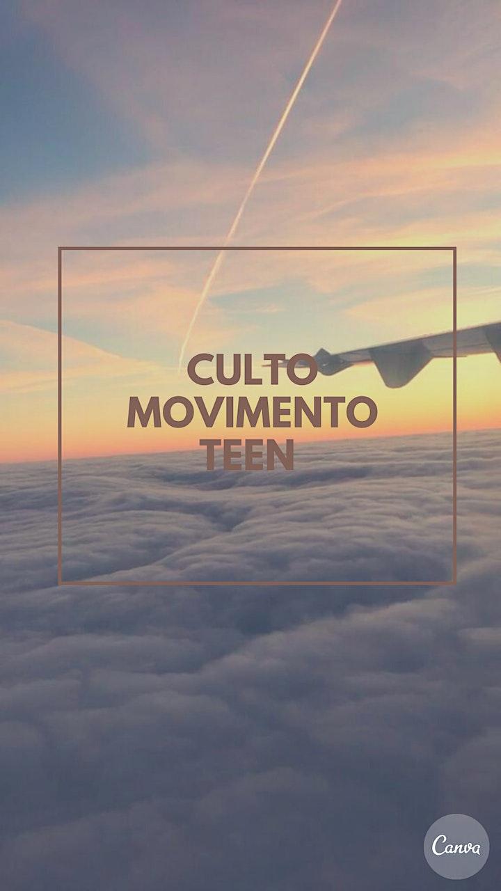 Imagem do evento Culto do Movimento teen